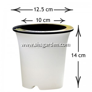 SHS Kebun Self-watering Pot Hydroponic Pot (W14)