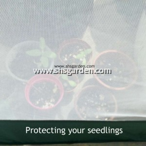 Pop-up Garden Net for Pest Control (100cm x 100cm x 73cm)