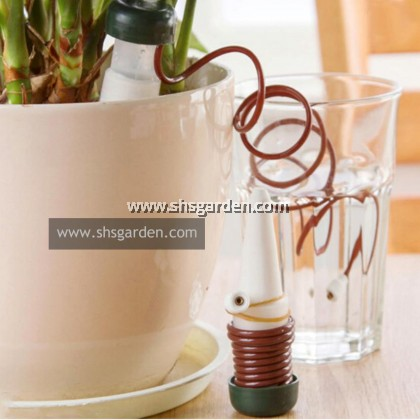 Ceramic Self-watering Tool for Automatic Watering in Garden or Indoor Plants