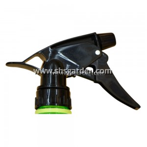 DIY Garden Sprayer Adjustable Nozzle Head (Black)