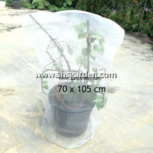 Super Large Garden Fruit Net (bag) for Pest Control (Insects, fruit flies, caterpillars, birds, squirrels, rats, monkeys)