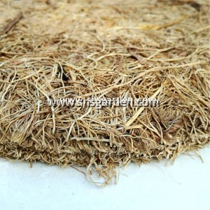 Small Size (15 cm) Round Organic Weed Mat (Palm Fibre Mat) for Mulching and Weed Control