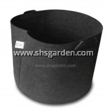 Super Large Black Nonwoven Planter Bag 30 gallon 60 cm (D) x 40 cm (H)