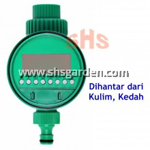 Garden Automatic Watering Timer Electronic LCD Display SHS Kebun