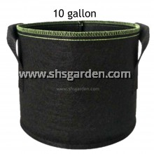 Medium Black Nonwoven Planter Bag 10 gallon 40 cm (D) x 30 cm (H)