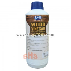 KMB's Wood Vinegar 1kg for Plant Growth Pest Repellent Soil Amendments Rat Repellent  Cuka Kayu SHS Kebun