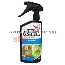 Baba Mr. Ganick Natural Insecticide Dr. Neem For 40 Types of Pests Insecticide 500ml SHS Kebun