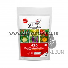 Baba Melon Vegetable Fertilizer Organic 426 Baja Organik Untuk Melon Sayuran 400g - 1kg SHS Kebun