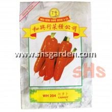 Carrot Seeds Non-GMO seeds Suitable for Lowland Malaysian Weather WH204 SHS Kebun